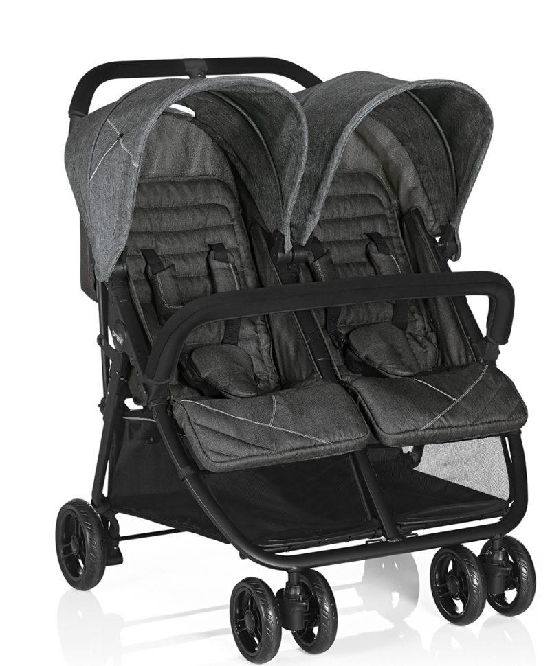 Come scegliere un passeggino gemellare per bambini grandi ...